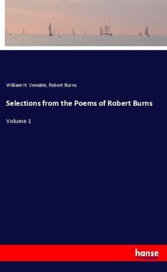 Selections from the Poems of Robert Burns