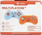 Snakebyte Nsw Multi:Playcon (Blue And Orange)