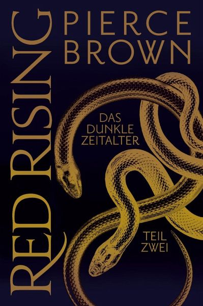 Buch-Reihe Red Rising von Pierce Brown