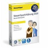 SteuerSparErklärung Rentner 2020, 1 CD-ROM