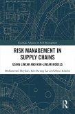 Risk Management in Supply Chains (eBook, ePUB)