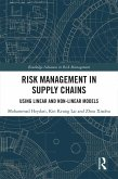 Risk Management in Supply Chains (eBook, PDF)