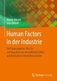 Human Factors in der Industrie (eBook, PDF)