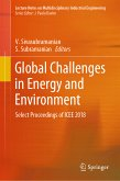 Global Challenges in Energy and Environment (eBook, PDF)