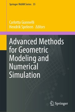 Advanced Methods for Geometric Modeling and Numerical Simulation (eBook, PDF)