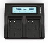 Duracell Dual Ladegerät für BUND511/BP-511