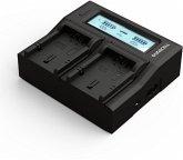 Duracell Dual Ladegerät für DR9668/CGA-S006