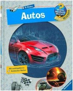 Autos / Wieso? Weshalb? Warum? - Profiwissen Bd.3 (Restauflage) - Lipan, Sabine