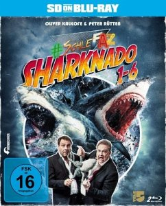 #SchleFaZ: Sharknado 1-6