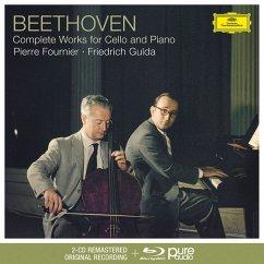 Sämtliche Werke Für Cello Und Klavier (Bra) - Fournier,Pierre/Gulda,Friedrich
