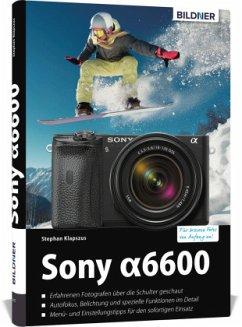 Sony A6600 - Stephan, Klapszus