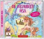 Die verzauberte Insel / Einhorn-Paradies Bd.5 (1 Audio-CD)