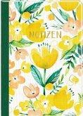 Notizhefte - All about yellow - DIN A5. 1 Exemplar, Motiv nicht frei wählbar