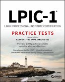 LPIC-1 Linux Professional Institute Certification Practice Tests (eBook, ePUB)