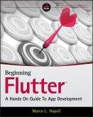 Beginning Flutter (eBook, PDF)