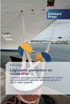 Legionella prevention on cruise ship