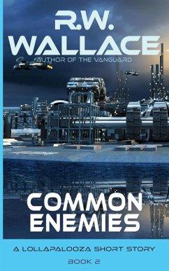 Common Enemies (Lollapalooza, #2) (eBook, ePUB)