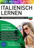 Italienisch lernen für Fortgeschrittene 1+2, 5 Audio-CD