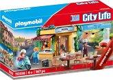 PLAYMOBIL® 70336 Pizzeria mit Gartenrestaurant