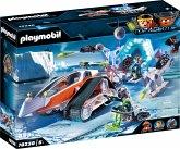 PLAYMOBIL® 70230 Spy Team Kommandoschlitten