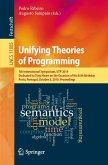 Unifying Theories of Programming (eBook, PDF)