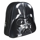Kinderrucksack Star Wars 3D Effekt (Darth Vader), Schwarz