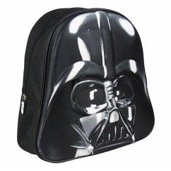 Kinderrucksack Star Wars 3D Effekt (Darth Vader), Schwarz