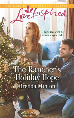 The Rancher's Holiday Hope (Mills & Boon Love Inspired) (Mercy Ranch, Book 5) (eBook, ePUB) - Minton, Brenda