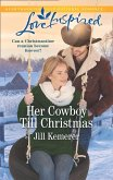 Her Cowboy Till Christmas (Mills & Boon Love Inspired) (Wyoming Sweethearts, Book 1) (eBook, ePUB)