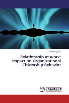 Relationship at work: Impact on Organizational Citizenship Behavior