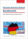 Deutsches Beamten-Jahrbuch Bundesrecht 2020