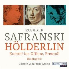 Hölderlin (MP3-Download) - Safranski, Rüdiger