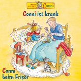 Conni ist krank / Conni beim Frisör (MP3-Download)