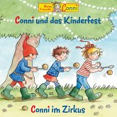 Conni und das Kinderfest / Conni im Zirkus (MP3-Download)