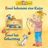 Conni bekommt eine Katze / Conni hat Geburtstag (MP3-Download)