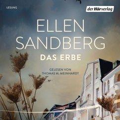 Das Erbe (MP3-Download) - Sandberg, Ellen