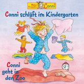 Conni schläft im Kindergarten / Conni geht in den Zoo (MP3-Download)