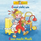 Conni zieht um / Conni macht Musik (MP3-Download)