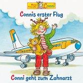 Connis erster Flug / Conni geht zum Zahnarzt (MP3-Download)