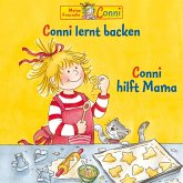 Conni lernt backen / Conni hilft Mama (MP3-Download)