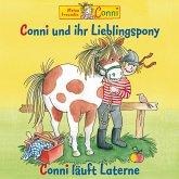 Conni und ihr Lieblingspony / Conni läuft Laterne (MP3-Download)