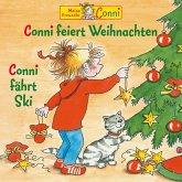 Conni feiert Weihnachten / Conni fährt Ski (MP3-Download)