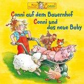 Conni auf dem Bauernhof / Conni und das neue Baby (MP3-Download)