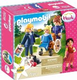 PLAYMOBIL® 70258 Clara mit Vater und Fräulein Rottenmeier