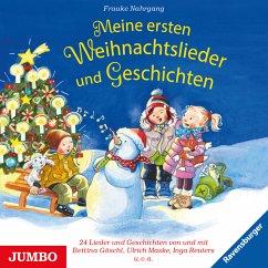 Meine ersten Weihnachtslieder und Geschichten (MP3-Download) - Nahrgang, Frauke