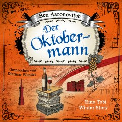 Der Oktobermann (MP3-Download) - Aaronovitch, Ben
