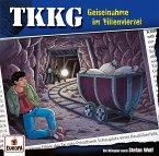 Ein Fall für TKKG - Geiselnahme im Villenviertel, 1 Audio-CD