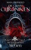 Die Vergessenen Sieben / Die Grimm-Chroniken Bd.13 (eBook, ePUB)