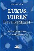 Luxusuhren Investment (eBook, ePUB)