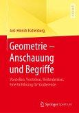 Geometrie - Anschauung und Begriffe
